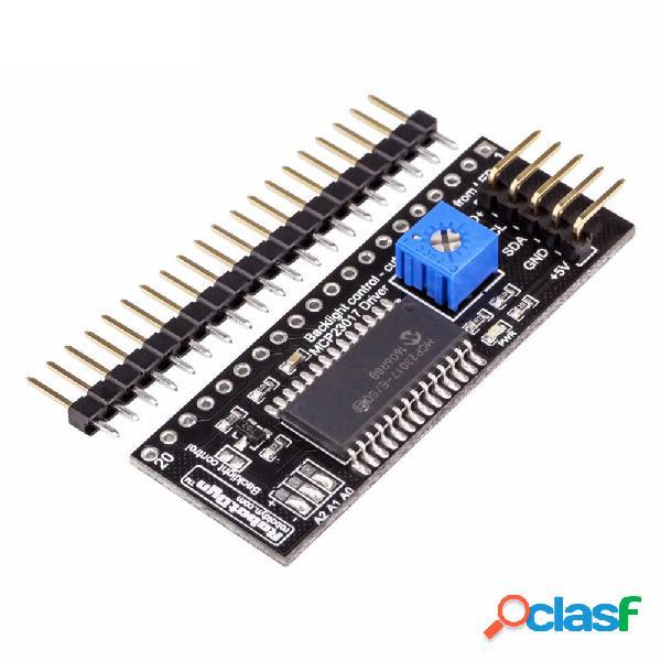 3 piezas RobotDyn 5V Gráfico LCD 12864 Módulo adaptador