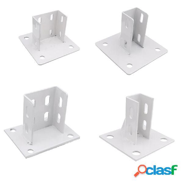 3030/3060/4040/4080/4545/5050 Extrusiones de aluminio Pie
