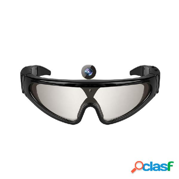 32GB Full HD 1080P Mini DVR Cámara Gafas de sol Gafas