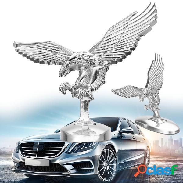 3D Emblem Angel Eagle Auto Coche Cubierta frontal Cromo