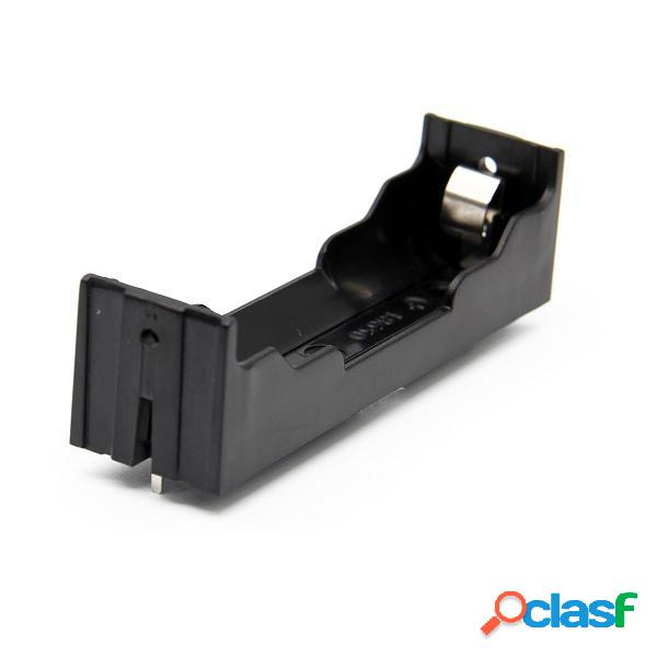 3pcs DIY 1-Slot 18650 Batería Soporte Con Pasadores