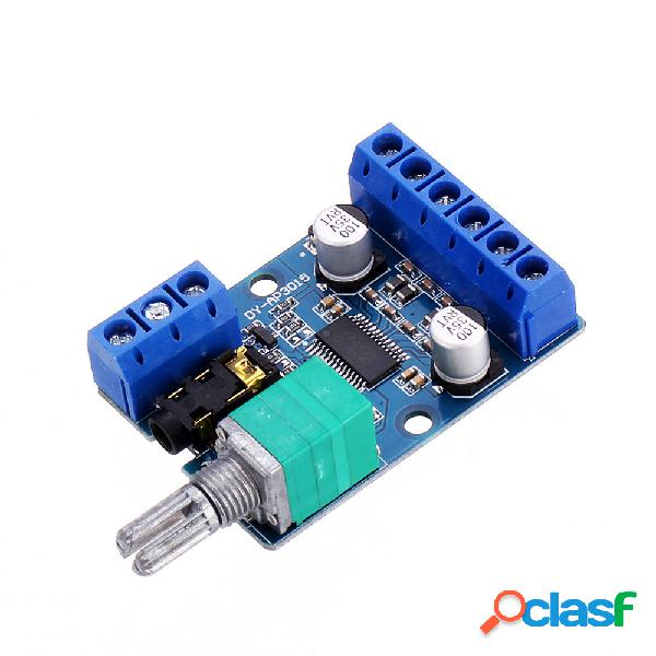 3pcs DY-AP3015 DC 8-24V 30W x 2 Clase D Tablero digital