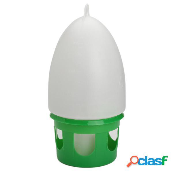 4.5L Water Dove Drink Dispenser Pigeon Birds Accesorios