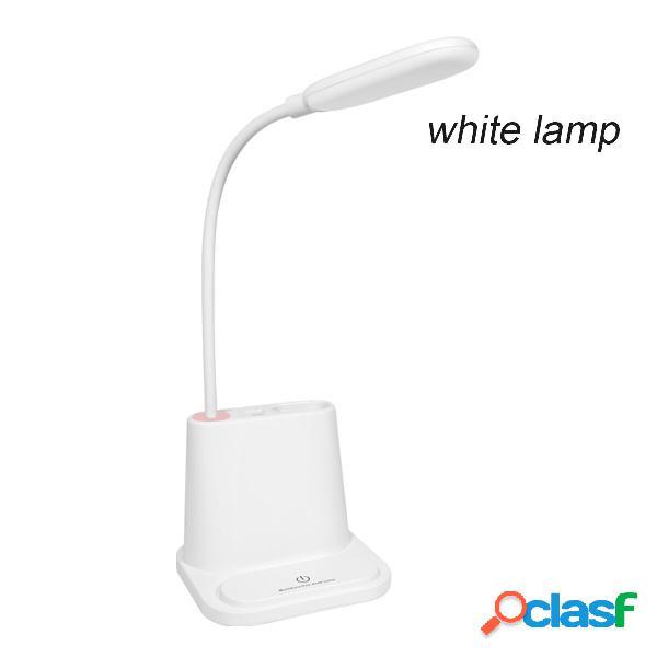 4 EN 1 Multifunción LED Ventilador de luz de control