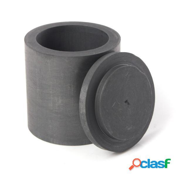 40 * 40mm crisol de grafito con artículos de suministro de