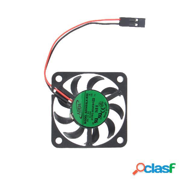 4007 40MM 4CM 40 * 40 * 7 Ventilador de enfriamiento
