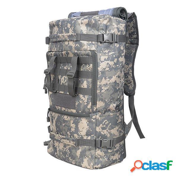 45l aire libre senderismo mochila de camping mochila de