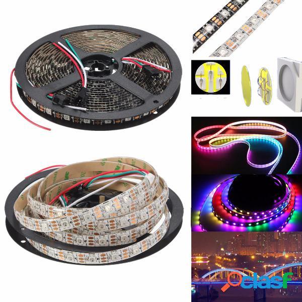 4M 240LEDS WS2812B 5050 RGB Impermeable IP65 LED Tira de luz