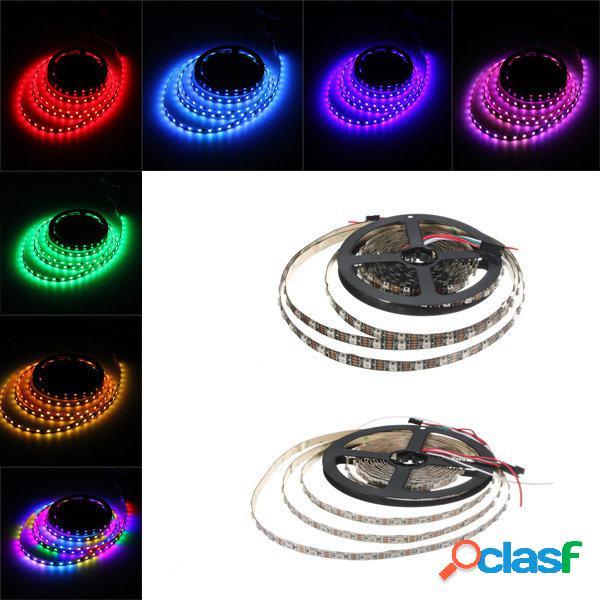 4M 240LEDS WS2812B Tira de luz LED 5050 RGB LED no