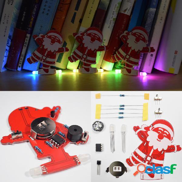 5 piezas Geekcreit® DIY Decoración de árbol de Navidad de