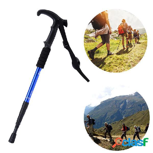 55-110cm 4 Secciones al aire libre Deportes Bastón de