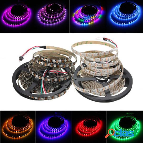 5M 45W 150SMD WS2812B LED RGB Colorful Strip Light