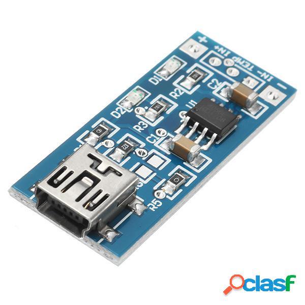 5Pcs TP4056 1A de litio Batería Cargador de tarjeta de