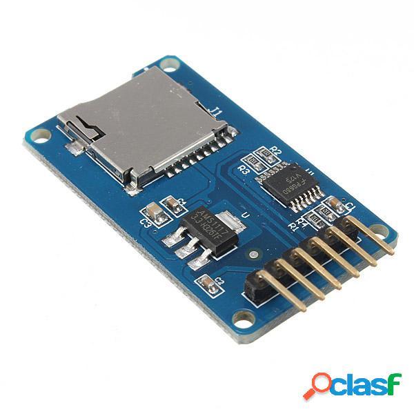 5Pcs Tarjeta Micro SD TF Módulo de escudo de memoria
