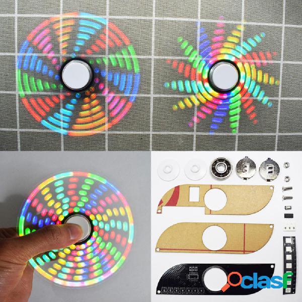 5pcs Geekcreit® DIY a todo color POV giratorio DIY LED