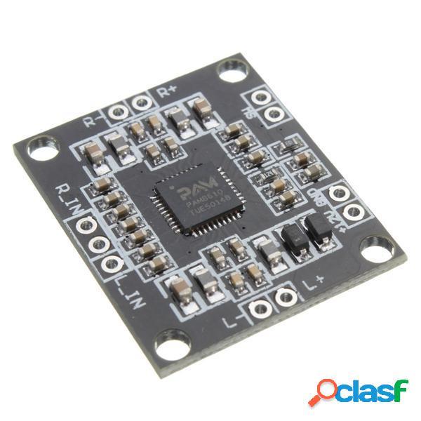 5uds Tablero de Amplificador Digital PAM8610 de Clase D