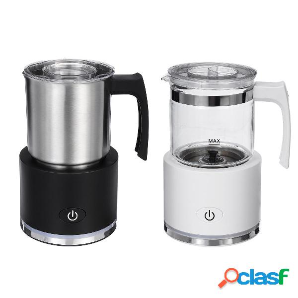 600W Auto Electronic Cold / Hot Milk Frother Electric Liquid