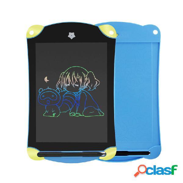 8.5 pulgadas Multi Color LCD Tableta de Escritura Dibujo