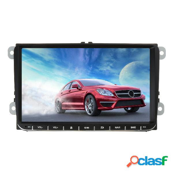 9 Inch 2 Din para Android 8.1 Coche Reproductor multimedia