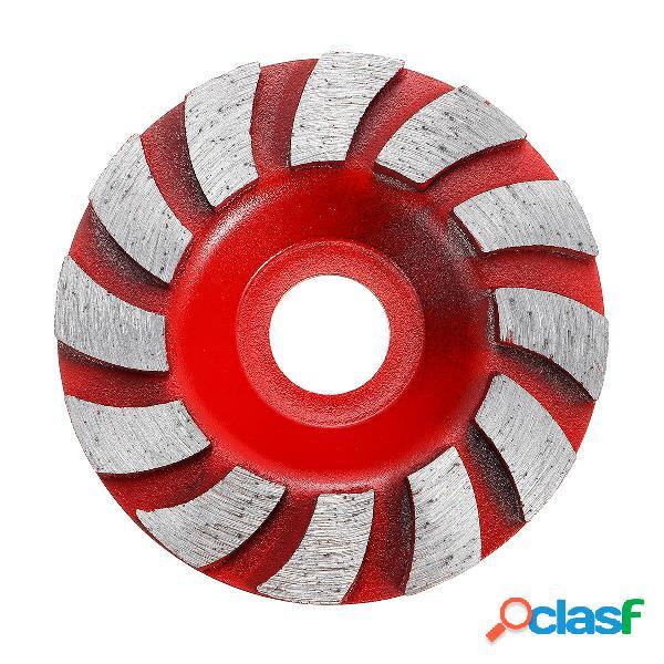 90 mm Segmento Disco de diamante Muela Disco Concreto