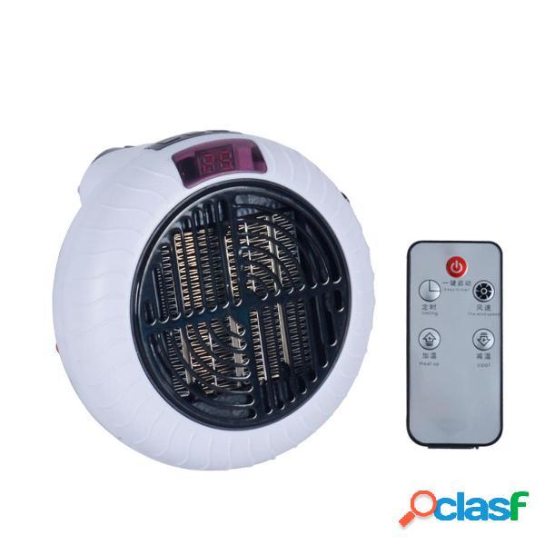 900W Mini eléctrico Calentador Cálida pared del hogar