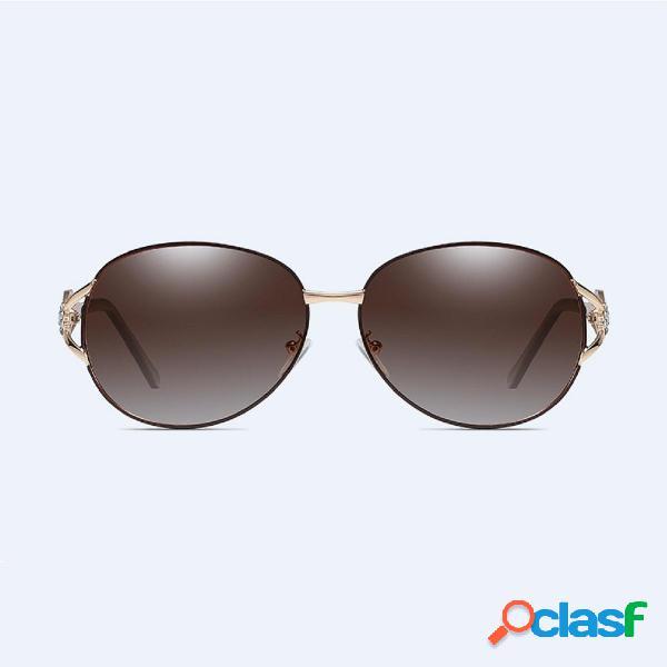 A163 Gafas de sol polarizadas para mujer Gafas de sol de