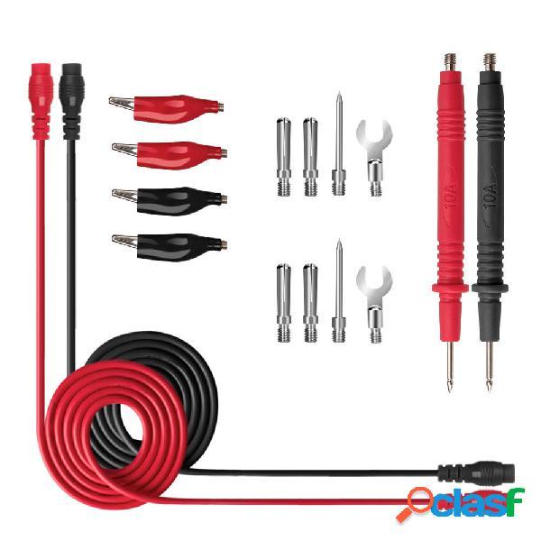 ANENG 16 en 1 Cables de prueba combinados 1000V 10A Cables