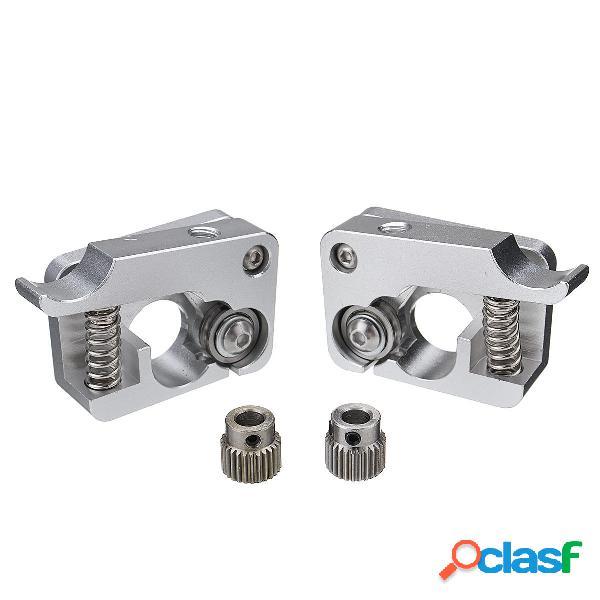 Actualizado a la izquierda / derecha 1.75mm Aluminio MK10
