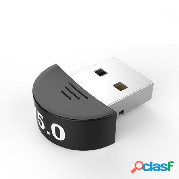 Adaptador USB bluetooth 5.0 Unidad libre para computadora de