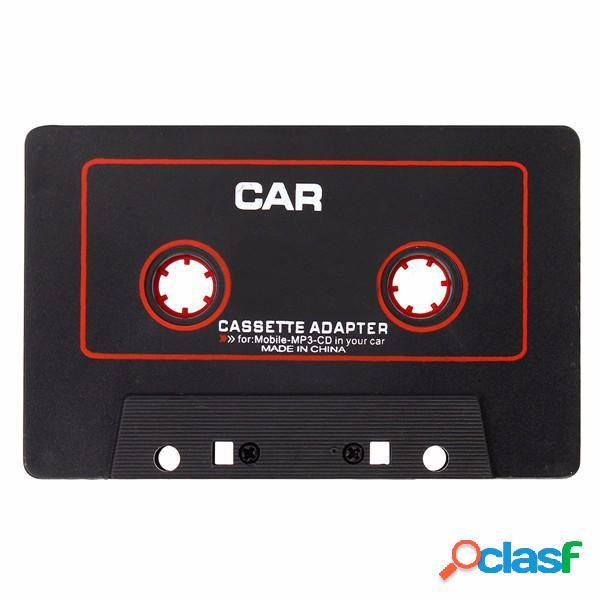 Adaptador de cinta estéreo de casete para ipod iPhone Mp3