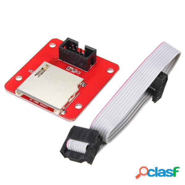 Adaptador extendido de disco de ranura para tarjeta externa