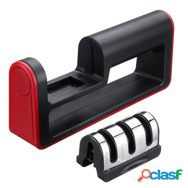 Afilador de cuchillas Cortador de cocina manual