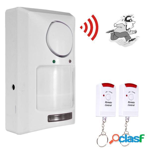 Alarma de Sensor de Movimiento inalámbrico Detector