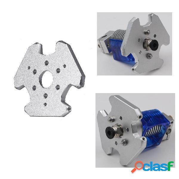 Aleación de aluminio M3 Delta Kossel Fisheye Efecto 3 mm