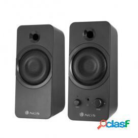 Altavoces NGS GSX-200 2.0 20W RMS