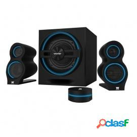 Altavoces Woxter Big Bass 500 2.1 LED Bluetooth