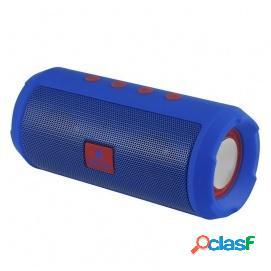 Altavoz Bluetooth NGS Roller Tumbler Azul