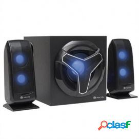 Altavoz NGS GSX-210 2.1 Bluetooth 80W