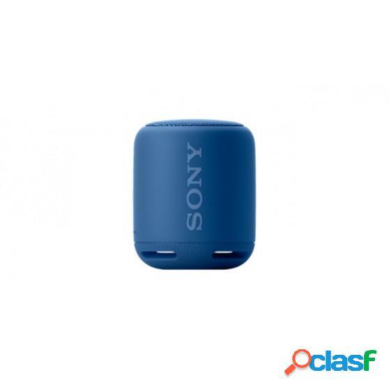 Altavoz SONY SRSXB10L Bluetooth Azul