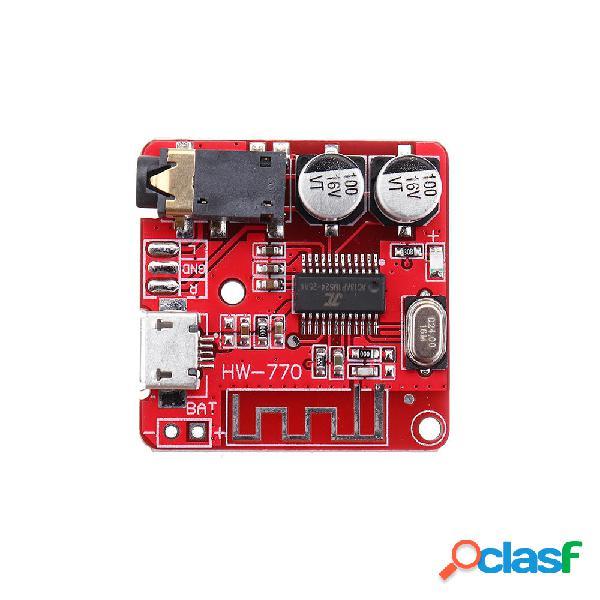 Altavoz del coche Amplificador bluetooth 4.1 Audio Receptor