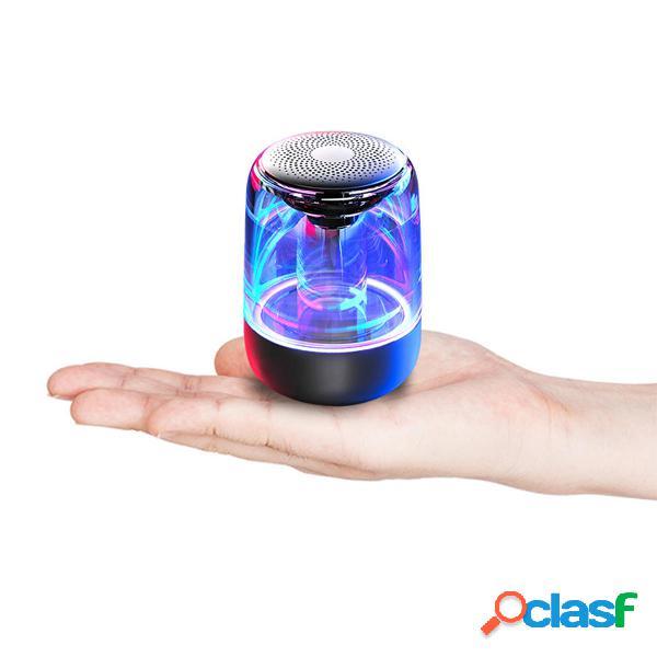 Altavoz estéreo inalámbrico con respiración transparente