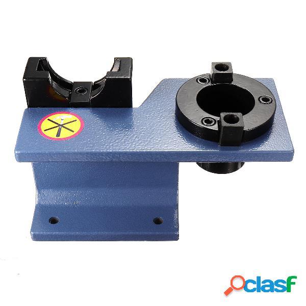 Aluminio CAT40 Universal H / V CNC herramienta Titular que