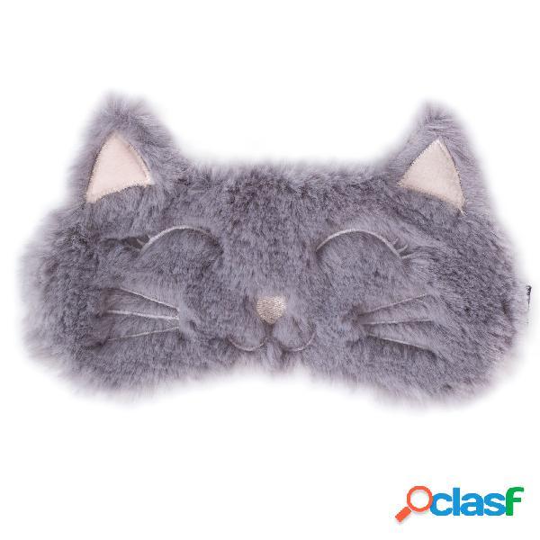 Antifaz con forma de gato
