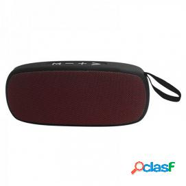 Approx APPSPBT02 Altavoz Portátil Bluetooth 6W Negro/Rojo