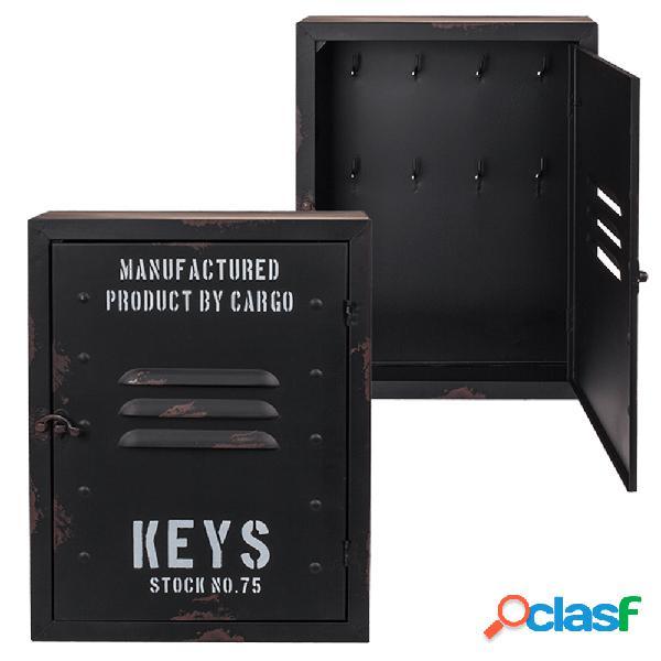Armario para llaves de metal