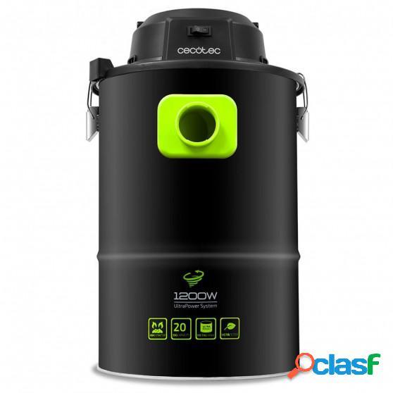 Aspirador Cenizas CECOTEC PowerAsh 1200