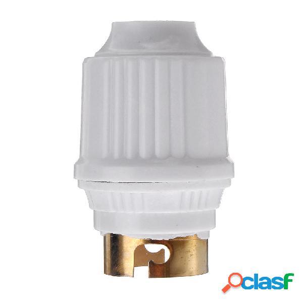 B22 Baquelita Lámpara Convertidor de cabeza Luz Lámpara