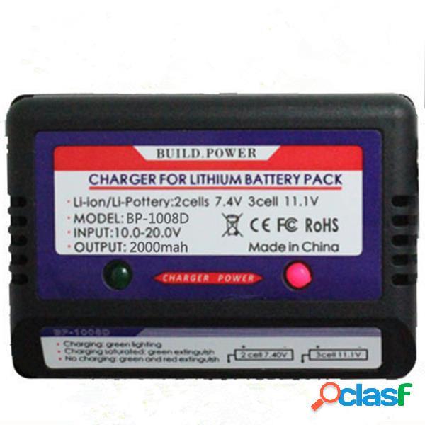 B3 10W Adaptador de cargador de equilibrio de CA / CC para