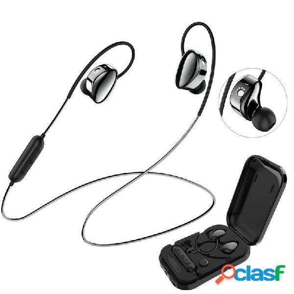 BOROFONE BE14 Inalámbrico Bluetooth Auricular Impermeable