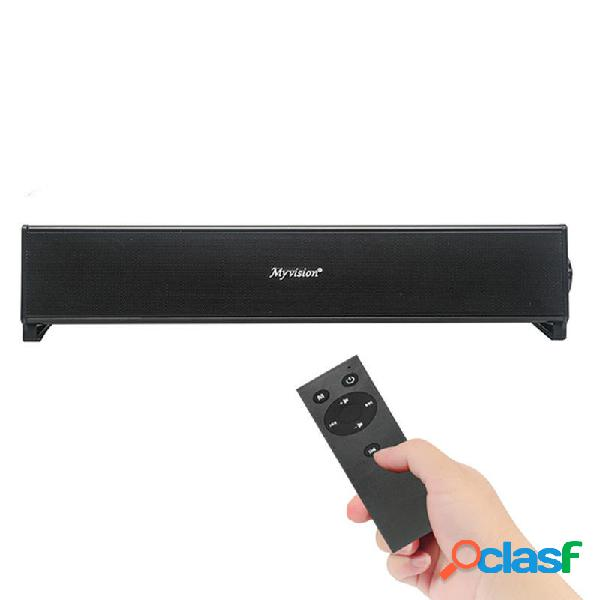 BT818 Inalámbrico Bluetooth Altavoz TV en casa Altavoz